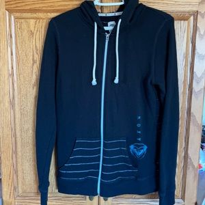Roxy zip up size XL teal and black🔥🔥